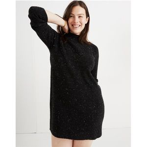 Madewell Donegal Northfield Sweater Dress Sz XL
